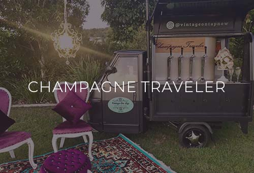 Service Tiles - Champagne Traveler