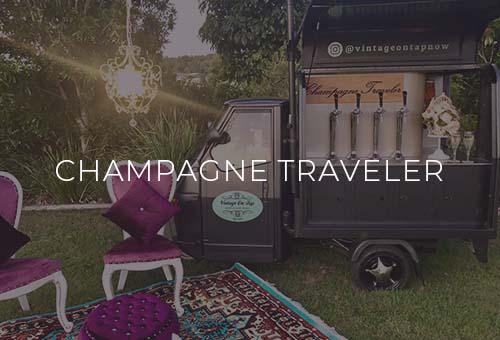 Service Tiles - Champagne Traveler