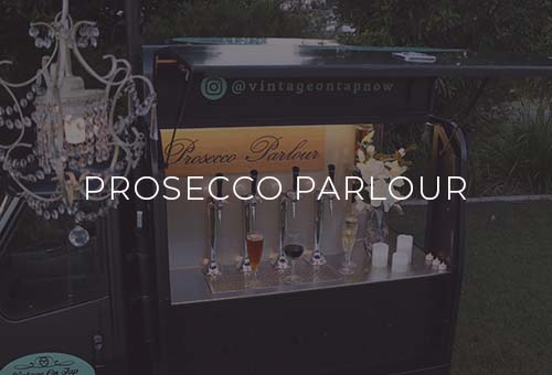 Service Tiles Prosecco Parlour