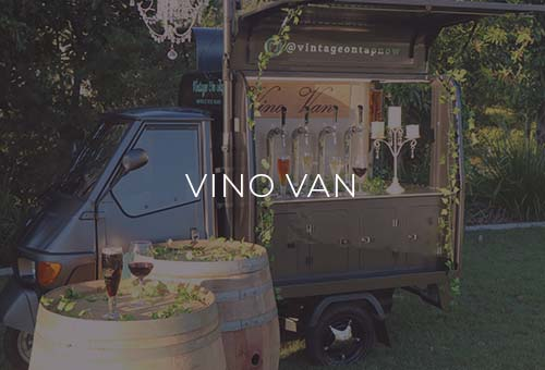 Service Tiles - Vino Van