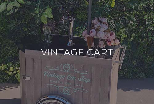 Service Tiles - Vintage Cart